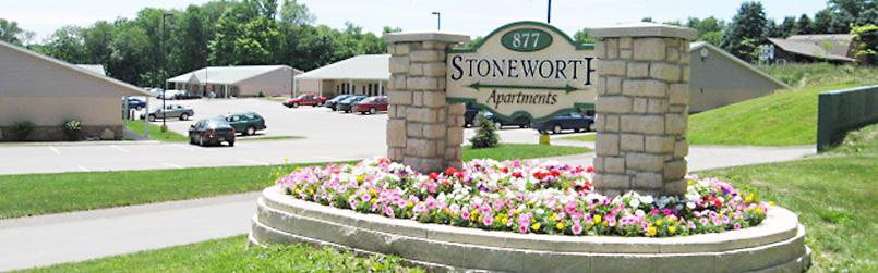 Stoneworth Apartments • Slippery Rock, Pennsylvania